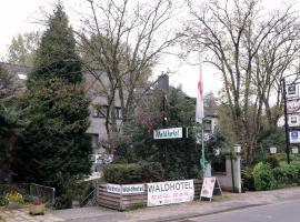 Waldhotel Unterbach, guest house in Düsseldorf