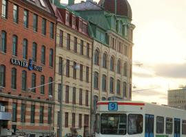 Center Hotel- Sure Hotel by Best Western Center, hotell i Göteborg