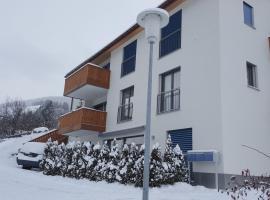 Chasa Scandella - Apartment Carl, hotel in Sent