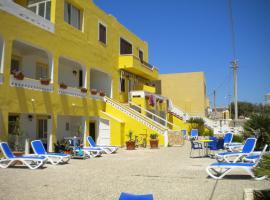 Hotel Mare Blu, hotel a Lampedusa