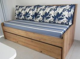 Residencial Mar Bella, hotel near Zimbros beach, Bombinhas