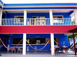 Hostal Monte Cristi, hotel in Managua