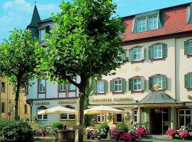 Romantik Hotel Goldener Karpfen, hotel in Fulda