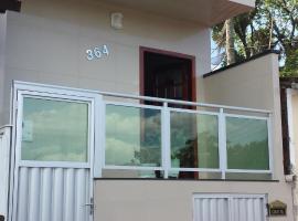 Apartamento Central, apartment in Guaramiranga