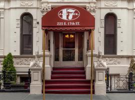 Hotel 17 - Extended Stay, hotel near Flatiron Building, New York