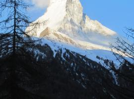 Haus Marico, Ferienwohnung in Zermatt