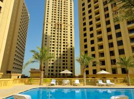 Suha JBR Hotel Apartments, hotel in Dubai