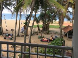 Dephani Beach Hotel, hotel en Negombo