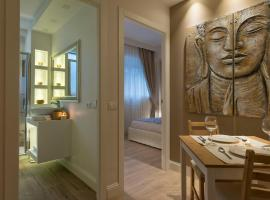 Aruna Suites, self catering accommodation in Rome