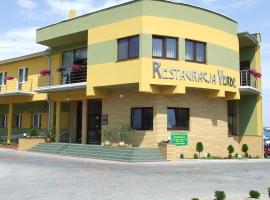 Restauracja i Pokoje Gościnne Verde, hotel in Sokółka