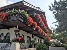 Hotel Villa Wilma, hotel a Folgaria