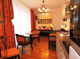 Aparthotel Aviv, serviced apartment in Berlin