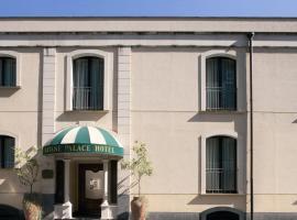 Katane Palace Hotel, hotel en Catania