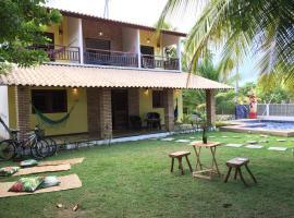 Estalagem Thereza da Praia, pet-friendly hotel in Japaratinga