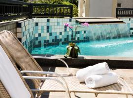 My Place Savassi Hotel Boutique, hotel near Municipal Park, Belo Horizonte