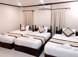 Memory Hotel, hotel in Vientiane