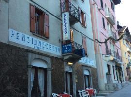 Albergo Cervo, hotel v destinaci Ponte di Legno