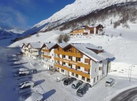Hotel Sabine, hotel in Galtür