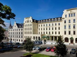 Clarion Grandhotel Zlaty Lev – hotel w mieście Liberec