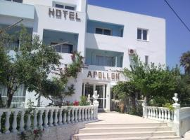 Hotel Apollon, hotel near University Hospital of Patras, Rio