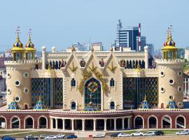 Апартаменты Театр Кукол, отель в Казани, рядом находится Станция метро Суконная слобода
