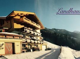 Landhaus Taxach, Unterkunft zur Selbstverpflegung in Saalbach-Hinterglemm