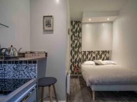 Notre Dame Paradis Latin, B&B in Paris
