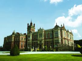 Crewe Hall - QHotels, hotel in Crewe