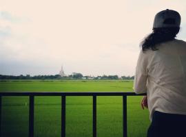 Slowlife House Ayothaya, hotel en Phra Nakhon Si Ayutthaya