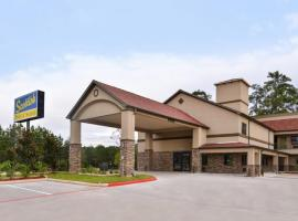 Scottish Inn & Suites - Conroe, motel in Conroe