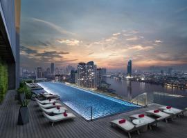 Avani Plus Riverside Bangkok Hotel -SHA Certified, hotel in Bangkok