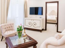 Galant Hotel: Truskavets şehrinde bir otel