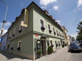 Penzion a Restaurace Stará Roudná, penzion v Plzni