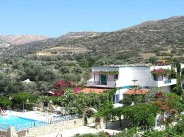 Armonia Hotel, hotel in Matala