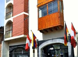 Casona Hotel Centro, three-star hotel in Puno