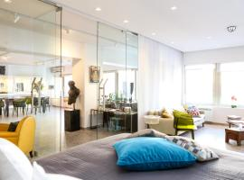 ApArt Suite, pet-friendly hotel in Athens