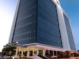 Hotel Praia Centro, hotel in Fortaleza