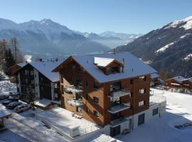 The Onya Resort & Spa, hotel in Bellwald