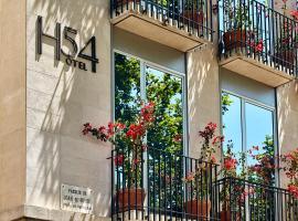 Hotel 54 Barceloneta, hotel in Barcelona
