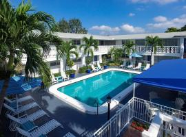 May-Dee Suites in Florida, hotel near Seminole Hard Rock Hotel & Casino, Hollywood