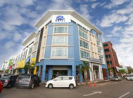 Pantai Regal Hotel, hotel in Kuantan