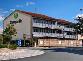 Campanile Albi Centre, hotel em Albi
