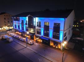 Boutique Hotel Mustaparta, hotelli Torniossa