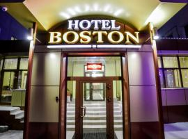 Hotel Boston on Baltakhinova 17, hotel in Ulan-Ude