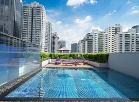Citadines Sukhumvit 23 Bangkok, apartment in Bangkok