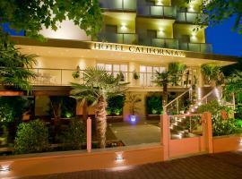 Hotel California, hotel a Cervia