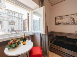 Rhea Silvia Luxury Navona, hotel near Pantheon, Rome