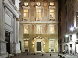 Hotel Palazzo Grillo, hotel in Genoa