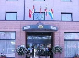 Hotel Executive Meeting & Events, hotel din Udine