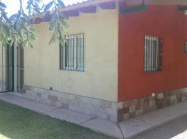 La Casita De Lunlunta, hotel in Ciudad Lujan de Cuyo